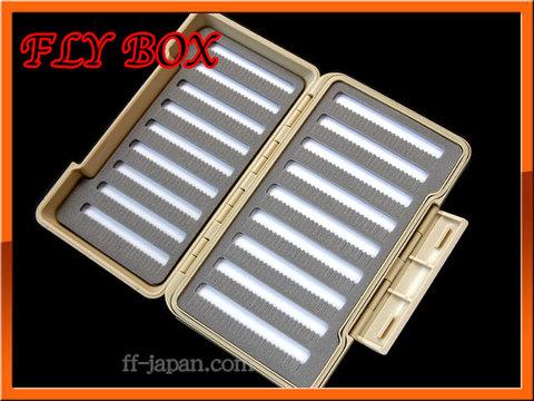 FLY ケース フライ BOX 防水 多収納タイプ ラージ