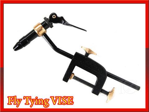 フライタイイング バイス 小型バイス クランプ式