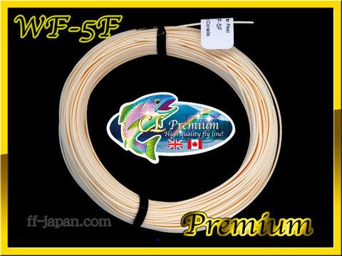 【イオ】フライライン WF-5F スーパーフロート CL Premium Made in Canada