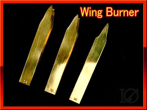 ウィングバーナー メイフライ用 3本セット Wing Burner Mayfly
