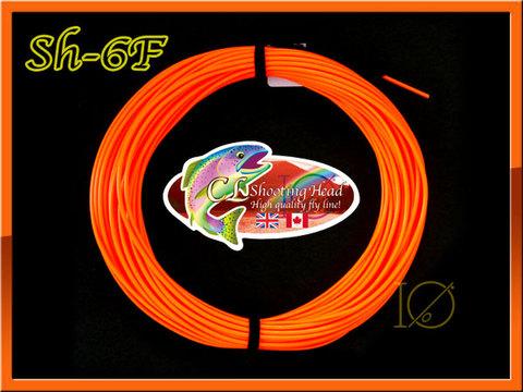 【イオ】シューティングヘッド SH-6F orange CLシリーズ