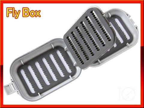 FLY ケース フライ BOX 防水 簡易防水 多収納タイプ