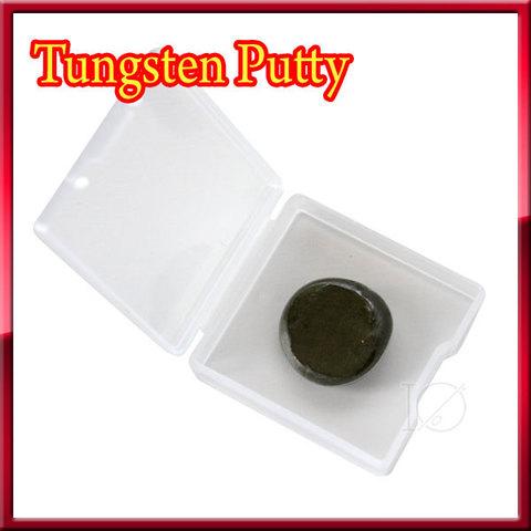 ソフト タングステンペースト ブラック Tungsten Putty 粘土状のオモリです