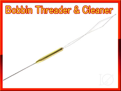 ボビンスレッダー Bobbin Threader クリーナー付きタイプ