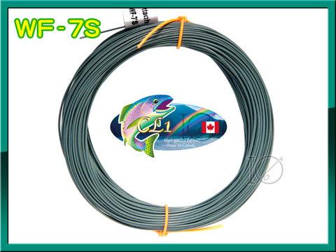 【イオ】フライライン WF-7S Dark Green fast sink CL