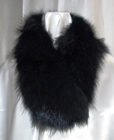 ブルーフォックス ブラックピース マフラー(2507)