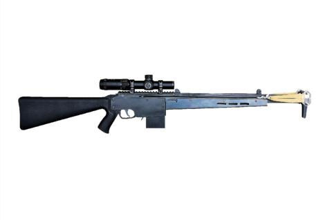 SSR-LCP-20R ポンパノ型スリングライフル レジンブラック 送料無料