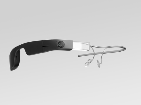 ARヘッドセット「Google Glass Enterprise Edition 2」