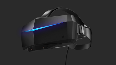 最強VRヘッドセット「Pimax 8K X」