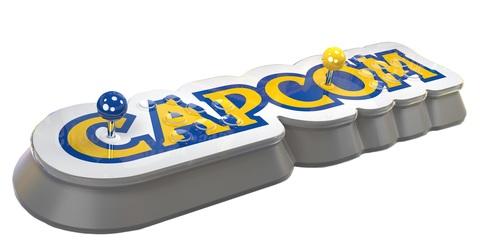 英カプコン社公認家庭用ゲーム機「Capcom Home Arcade UK版」