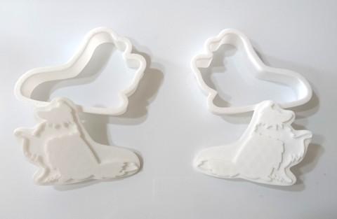 シェルレス オリジナル クッキーカッター