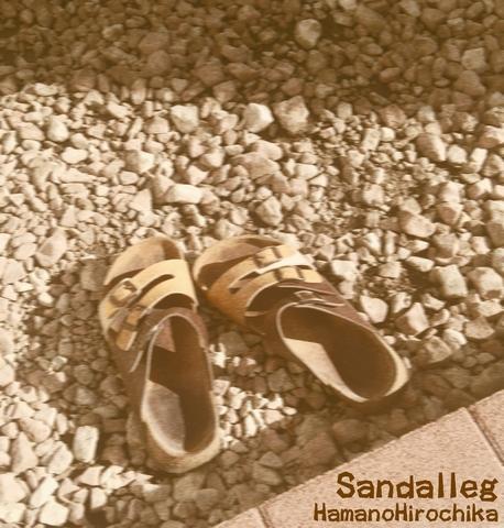 ハマノヒロチカ「Sandalleg -official bootleg-」