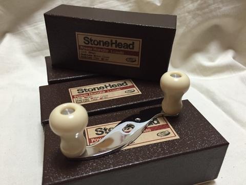 StoneHead S-line 80 P-WH