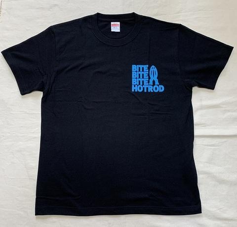HOTRODドクロ蛙 T 001 ブラック/ブルー