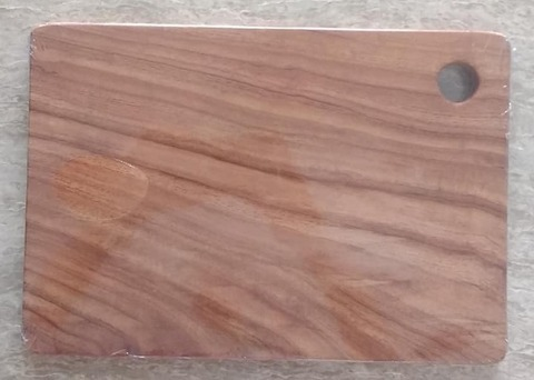 ニームの木のまな板