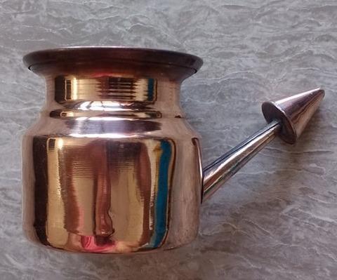 純銅製ネティポット