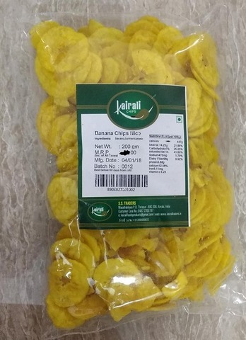 バナナチップス(塩味)(セール品)