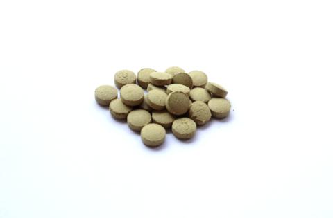 ハリタキ錠剤(アーユルヴェーダ診療所製)