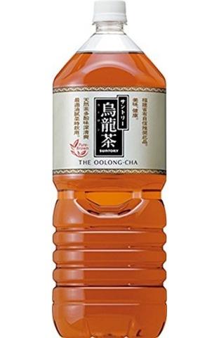 ウーロン茶 2L