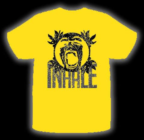 【送料無料】Tシャツ-2008 イエロー