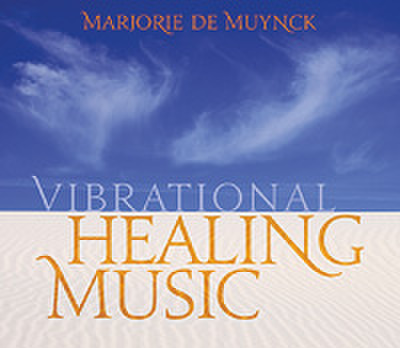 VIBRATIONAL HEALING MUSIC(CD)