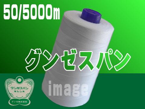 50/5000mグンゼスパン