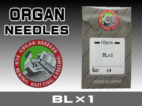 オルガン針BL×1