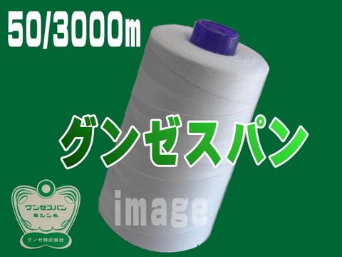 50/3000mグンゼスパン