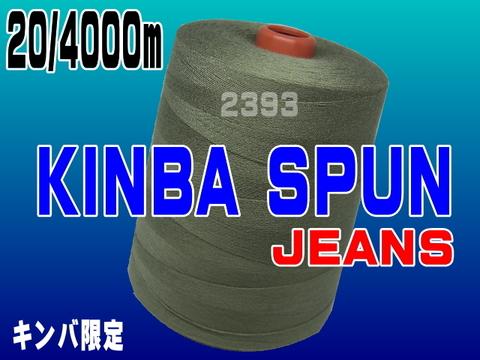 20/4000mキンバスパンJEANS