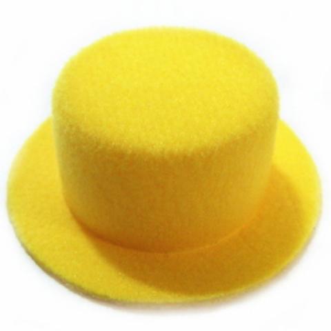 ミニハット・フロッキー(黄色)
