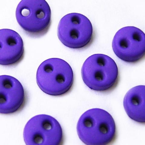 ミニボタン4ミリ(紫)