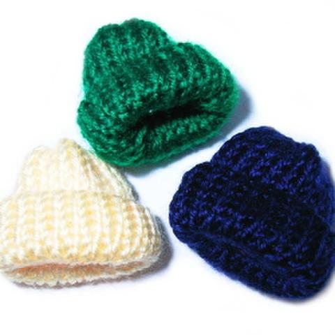 ちびニット帽