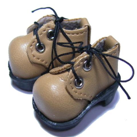 おでこショート靴(ベージュ)