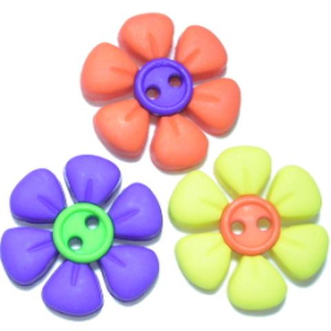 JJボタン・お花