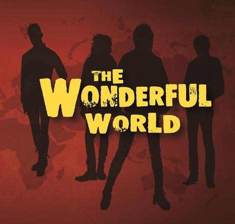 THE WONDERFUL WORLD CD