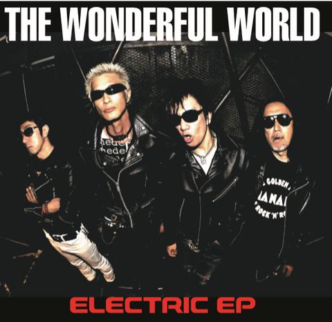 ELECTRIC EP  THE WONDERFUL WORLD