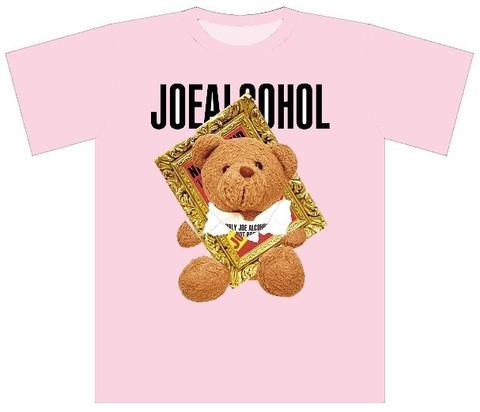 【新色・限定色】J KUMA Tシャツ(半袖)PINK