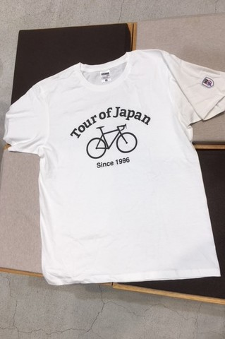 TOJカジュアルTシャツ<ホワイト>