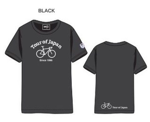 TOJカジュアルTシャツ<ブラック>