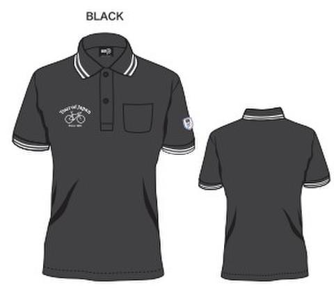 TOJオリジナルポロシャツ<ブラック>