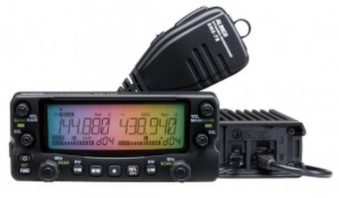 アマチュア無線 アルインコ ツインバンド144/430MHz FM モービルトランシーバー DR-735D (20W)