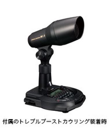 アマチュア無線 YAESU マイク M-1