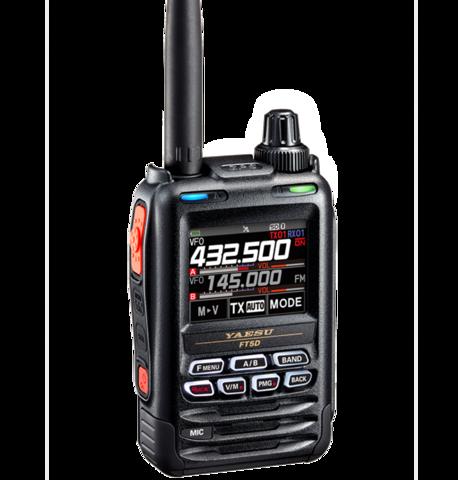 1台限定販売  アマチュア無線 八重洲 FT5D