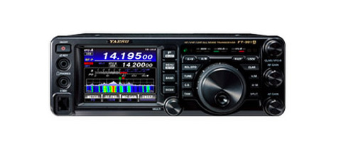 アマチュア無線 YAESU FT-991A M/S