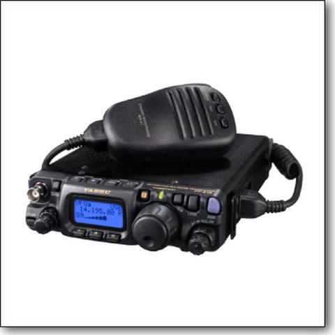 アマチュア無線 YAESU FT-818ND