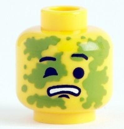 Tウイルス感染者ヘッド