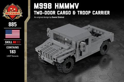 M998 HMMWV  ハンヴィー 貨物、兵員輸送型