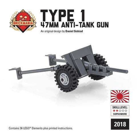 Type 1 47mm 対戦車砲