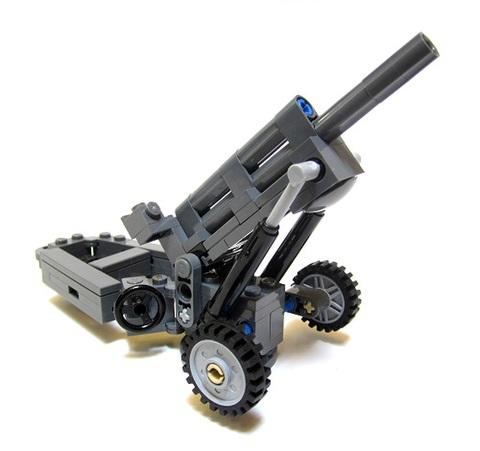 M102 105mm榴弾砲・牽引仕様