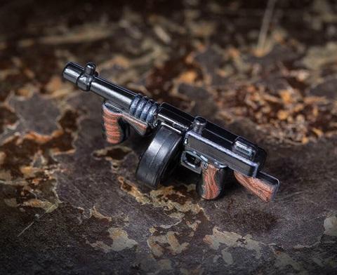 パーフェクトキャリバー/M1928マシンガン